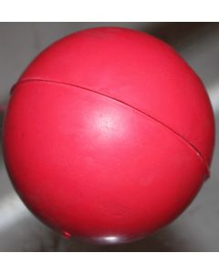 LUV 'N CARE Rubber Ball Solid 7.5 cm