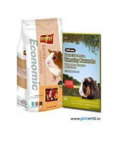 PetsWorld Combo Food For Guinea Pigs