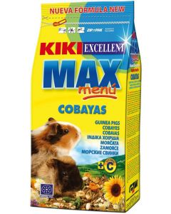 Kiki Excellent Max Menu Food For Guinea Pig 1 Kg