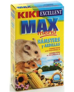 Kiki Excellent Max Menu Food For Hamster 400 gm