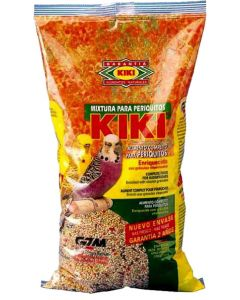 Kiki Budgerigars Bird Food Deluxe 1 kg