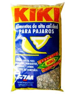 Kiki Bird Food Sunflower Seeds 2 kg