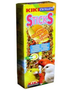 Kiki Bird Treats Canaries Orange Sticks 60 gm