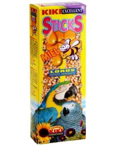 Kiki Bird Treats Parrots Honey Sticks 150 gm