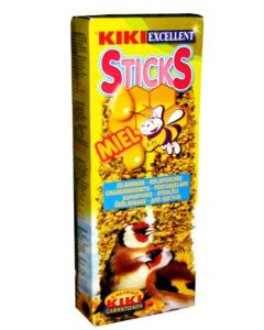 Kiki Bird Treats Gold Finches Honey Stick 60 gm