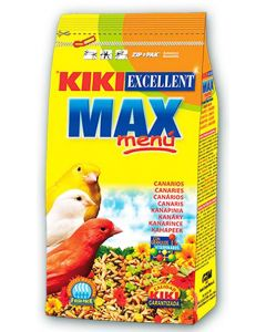 Kiki Excellent Max Menu Canary Bird Food 500 gm