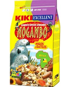 Kiki Excellent Mogambo African Parrot Food 800 gm