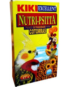 Kiki Parrot Nutri Psitta Bird Food 600 gm