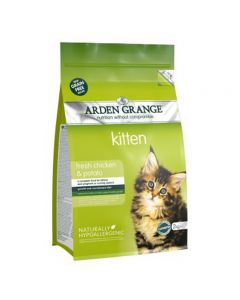 Arden Grange Kitten Food 2 Kg