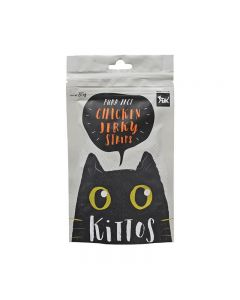 KITTOS Chichken Jerky Strips 35 Gm