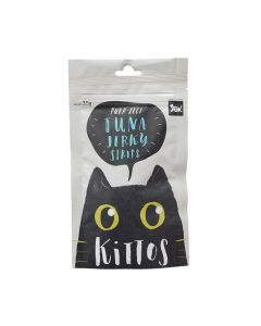 KITTOS Tuna Jerky Strips 35 Gm