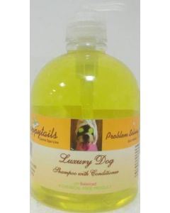 Happytails Luxury Dog Shampoo With Conditioner 500 ml