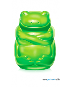 Kong Squeezz Jels Frog Dog Toy (Large)