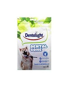 Gnawlers Dentalight Mini Dental Veg Bone Dog Treat, 540 g (60 Pieces)