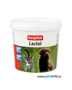 Beaphar Lactol Powder Supplement For Dogs and Cats 1.5 Kg