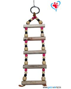 Smarty Avian Bird Toy Ladder with Beads