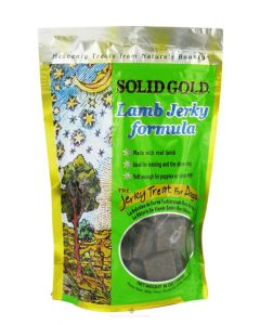 Solid Gold Lamb Jerky Treats 285 gms