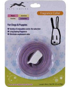 Pets Empire Lavender Fragrance Dog Collar