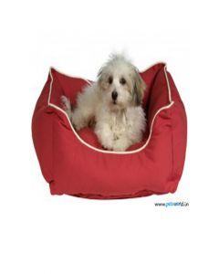 Dog Gone Smart Lounger Pet Bed (Red)