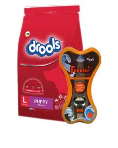 Drools Puppy Large Breed 3 Kg Combo