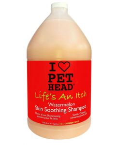 Pet Head Life's An Itch Watermelon Skin Soothing Dog Shampoo 3.7 ltr