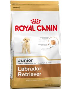 Royal Canin Labrador Retriever Junior Dog Food 12 Kg