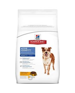 Hill's Science Diet Adult 7+ Active Longevity Original Dog Food 4 Kgs