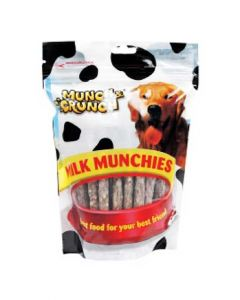 Munch & Crunch Munchies Milk Flavour 350 gms