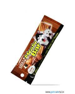 Sleeky Meaty Bar Liver Flavored Dog Treats 30 gm