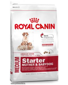 Royal Canin Medium Starter Dog Food 12 Kg