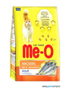 MeO Mackerel Cat Food 1.3 Kg