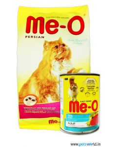 PetsWorld MeO Persian 7Kg New Year Special Combo
