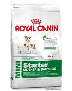 Royal Canin Mini Starter Dog Food 1Kg