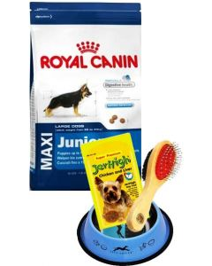 Royal Canin Maxi Junior 15 Kg REPUBLIC DAY Combo