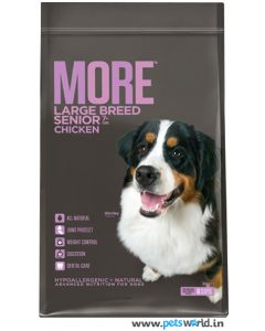 More Large Breed Senior Dog Food 3 Kg