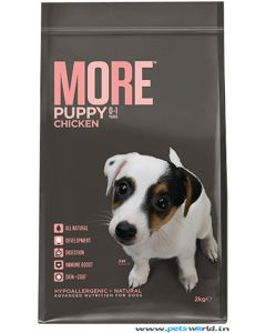 More Puppy Dog Food 2 Kg