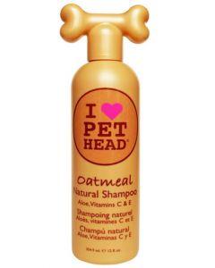 Pet Head Oatmeal Natural Dog Shampoo 354 ml
