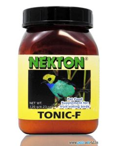 Nekton-F Bird Food Supplements Fruit-Eating 120 gm