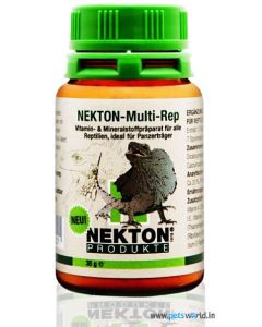 Nekton Multi-Rep Vitamins and Minerals For All Reptiles 35 gms