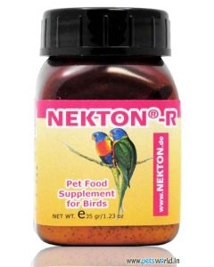 Nekton-R Enhances Bird food Supplements 35 gms