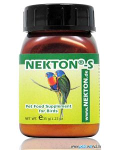Nekton-S Birds Vitamin Supplement 35 gms
