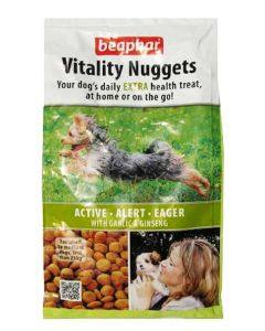 Beaphar Vitality Nuggets For Dogs 600 gms