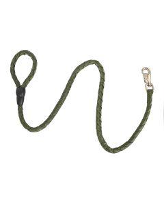 Petsworld Quality Nylon Rope Leash for Dog Olive