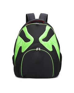 Petsworld Airline Approved Soft Side Opera Mask Travel Backpack Green for Pets