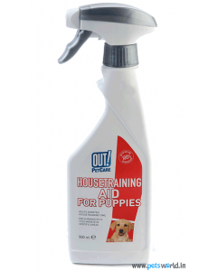 PetCare OUT Puppy Toilet Training Spray For Puppies 500 ml