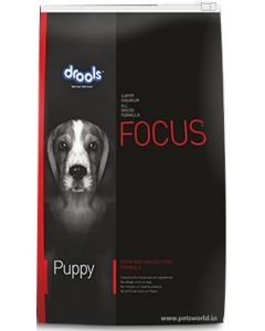 Drools Focus Puppy Dog Food 1.2 Kg