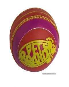 Pet Brands Dog Cricket Ball [L]