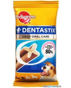 Pedigree DentaStix Small Dog Dental Treats 110 gms