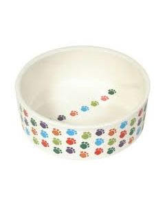 PETS BRAND Ceremic Bowl 3 In