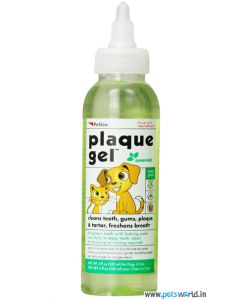 Petkin Plaque Gel 120 ml